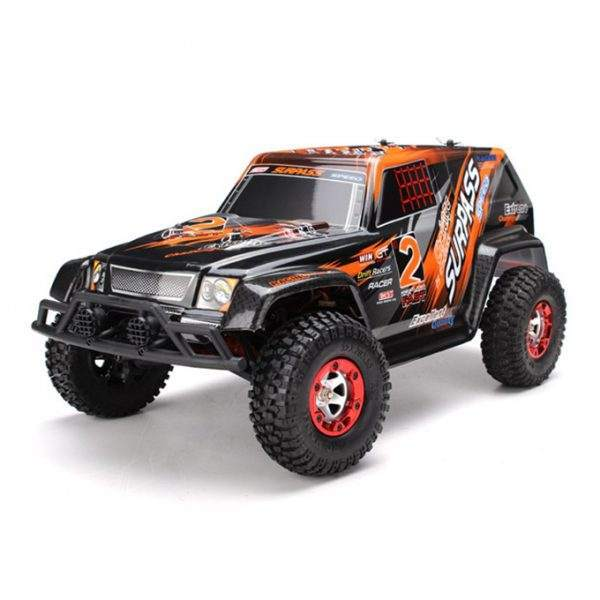 Feiyue FY02 Extreme Change-2 Surpass Speed 1.12 2.4G 4WD Off-Road RC Car 1