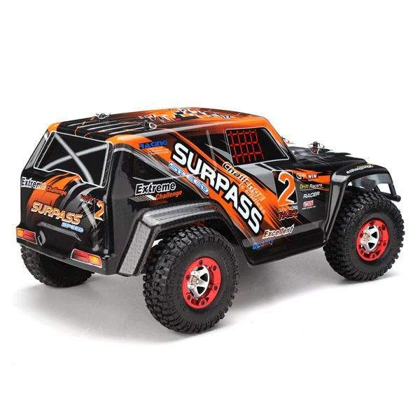 Feiyue FY02 Extreme Change-2 Surpass Speed 1.12 2.4G 4WD Off-Road RC Car 2
