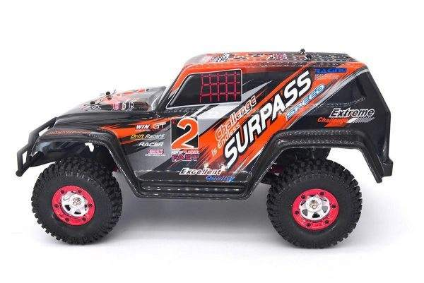 Feiyue FY02 Extreme Change-2 Surpass Speed 1.12 2.4G 4WD Off-Road RC Car 4.v1