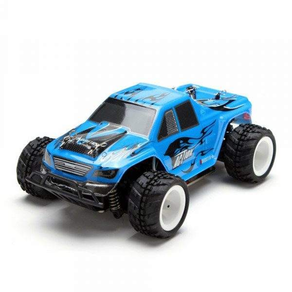 WLtoys P929 128 2.4G RTR Electric 4WD Brushed Monster Truck RC Car 1