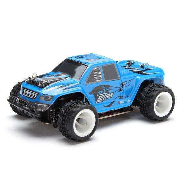 WLtoys P929 128 2.4G RTR Electric 4WD Brushed Monster Truck RC Car 3