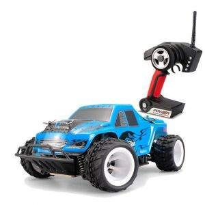 WLtoys P929 128 2.4G RTR Electric 4WD Brushed Monster Truck RC Car 7