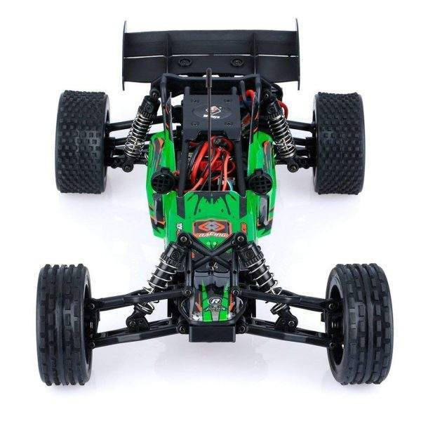 Wltoys L959-B 1.12 Scale 4WD RC Cross Country Racing Car 2