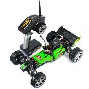 Wltoys L959-B 1.12 Scale 4WD RC Cross Country Racing Car 3