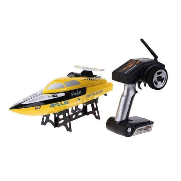 WLToys WL912 New 2.4G Radio Control RC Speed Racing Boat 1