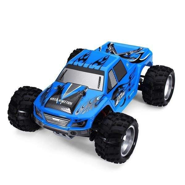 WLtoys A979 4WD 1.18 Monster Truck RC Car 2