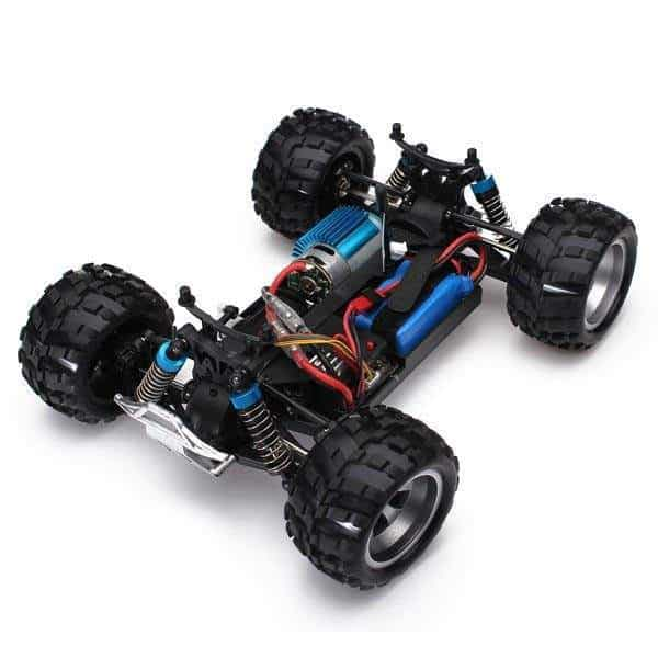 WLtoys A979 4WD 1.18 Monster Truck RC Car 3
