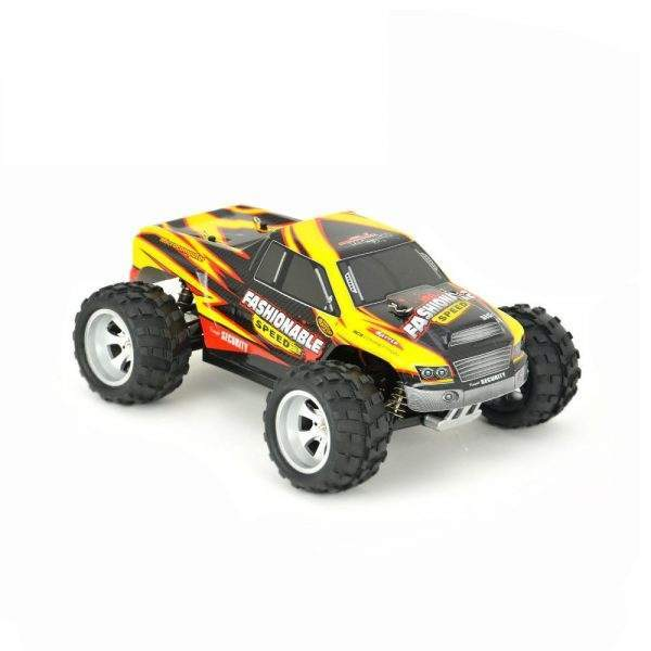 WLtoys A979 - A 1.18 Scale 2.4G 4WD RC Monster Truck 2