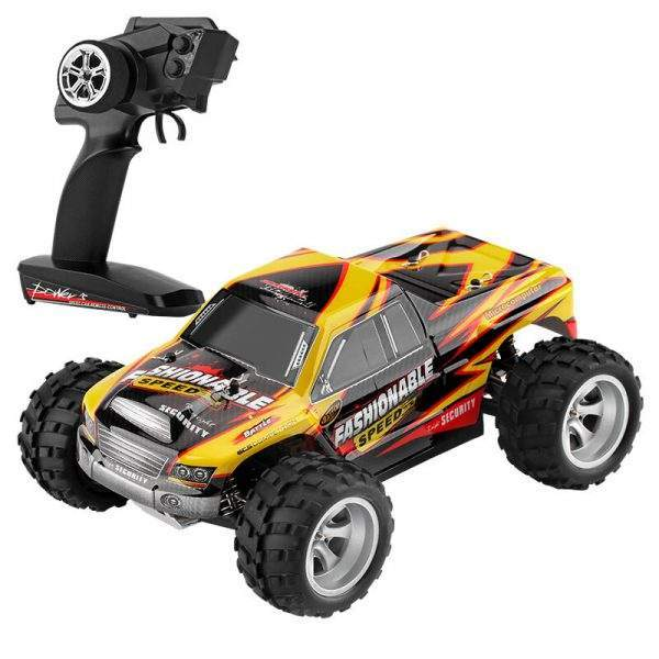 WLtoys A979 - A 1.18 Scale 2.4G 4WD RC Monster Truck 3