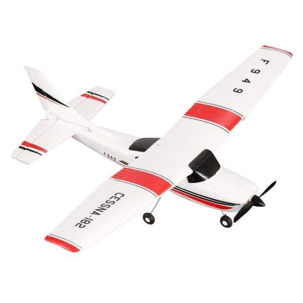 WLtoys F949 3CH 2.4G Cessna 182 RC Airplane 1