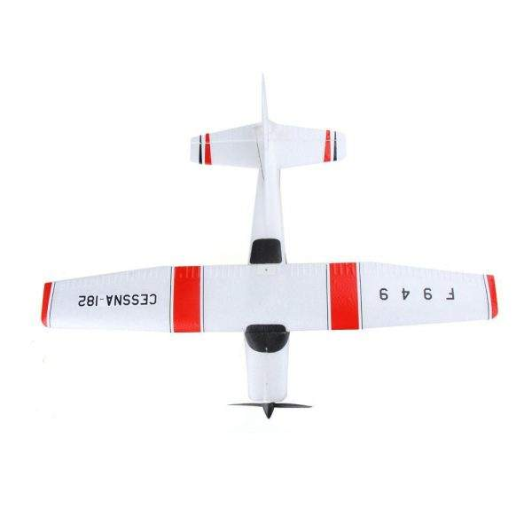 WLtoys F949 3CH 2.4G Cessna 182 RC Airplane 3
