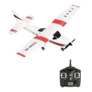 WLtoys F949 3CH 2.4G Cessna 182 RC Airplane 4